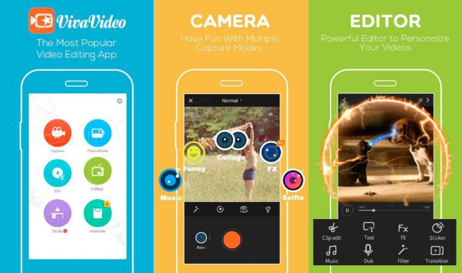 VivaVideo PRO Editor Video HD APK v6.0.7 (Full Unlocked)