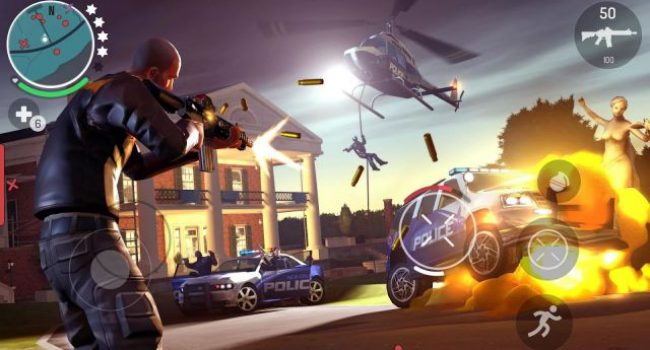 Gangstar New Orleans APK Data Mod v1.4.0b (Lots of Money)