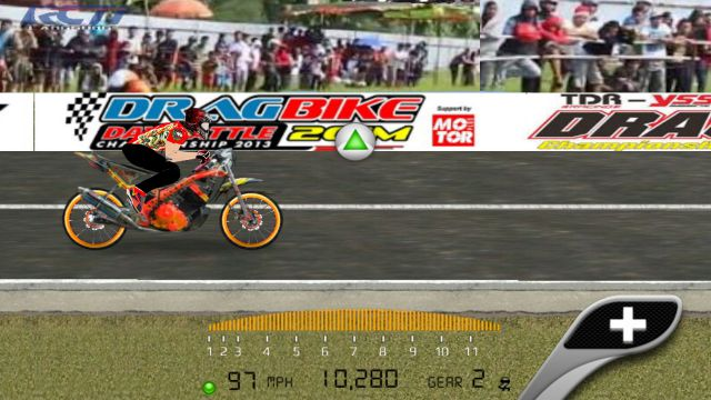 Game Drag Bike 201M APK v2.0 Full Version Terbaru