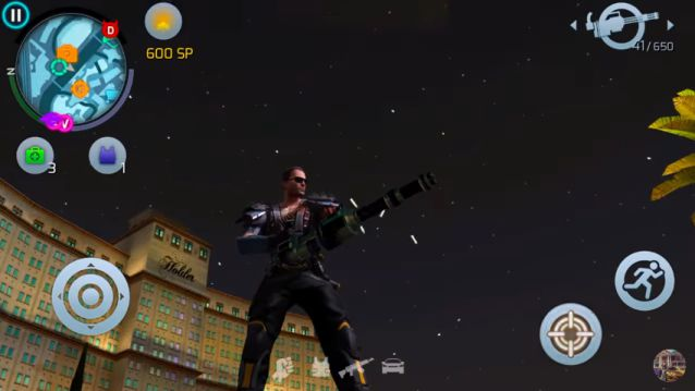 Gangstar Vegas APK Data Mod v3.4.1a (VIP + Unlimited Money)