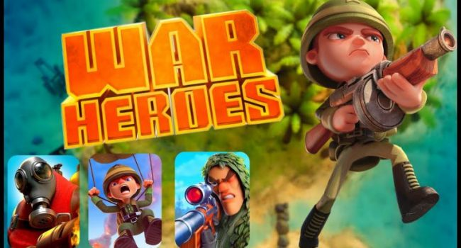 War Heroes: Multiplayer Battle APK Mod v2.3.0 (Lots Of Money)