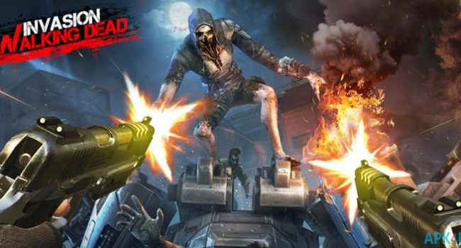 Walking Dead Invasion APK Full Mod v30.1 (Lots Of Money)
