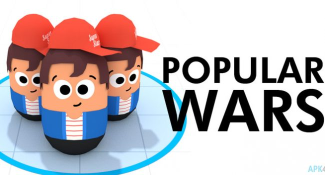 Download Popular Wars Apk Full Version Terbaru Android