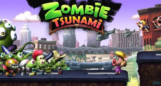 Download Zombie Tsunami Full Version Terbaru Android