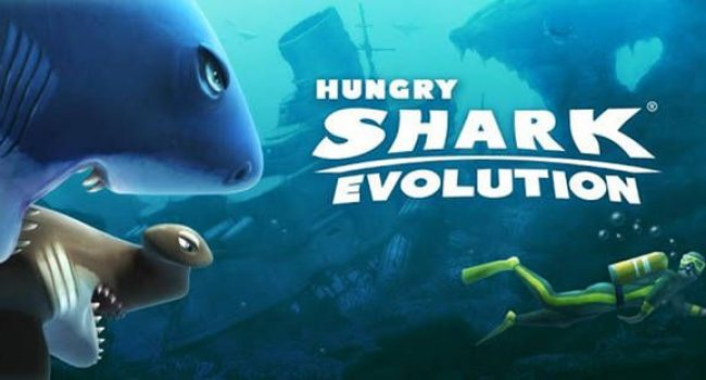 Hungry Shark Evolution Apk Mega Mod Premium Terbaru Android