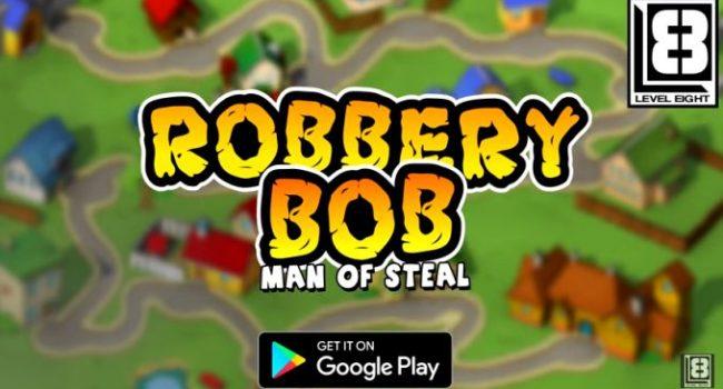 Robbery Bob Apk Mod Money Full Unlocked Terbaru Android