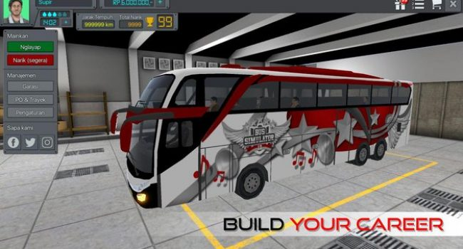 Download Bus Simulator Indonesia Apk Mod Premium Terbaru Android