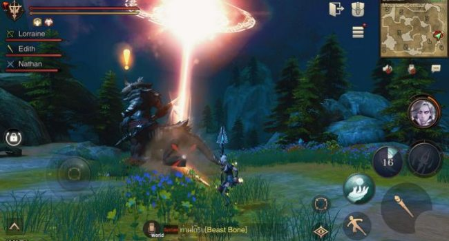 Download Errant: Hunter's Soul Apk Data Obb Full Terbaru Android