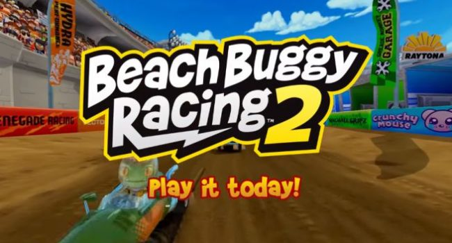 Beach Buggy Racing 2 Apk Data Mod Unlimited Diamond Terbaru Android