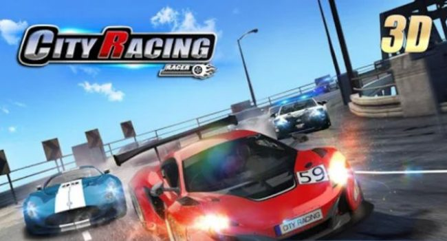 Download City Racing 3D Apk Mod Unlimited Money Terbaru Android
