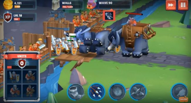 Download Game of Warriors Apk Mod Unlimited Money Terbaru Android