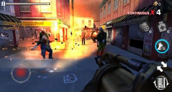 Download Hopeless Raider Zombie Shooting Apk Mod Terbaru Android