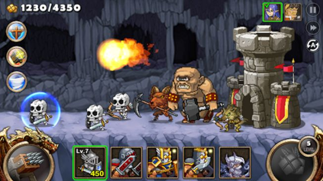 Download Kingdom Wars Apk Mod Money Terbaru Android