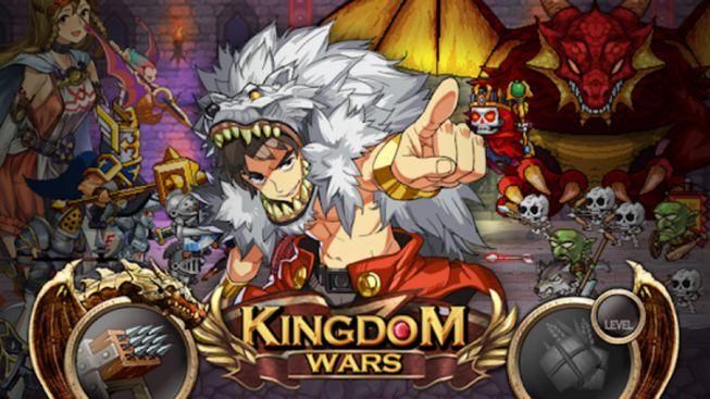 Download Kingdom Wars Apk Mod Money Terbaru Android
