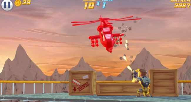 Download Major Mayhem 2 Gun Shooting Apk Mod Unlimited Money