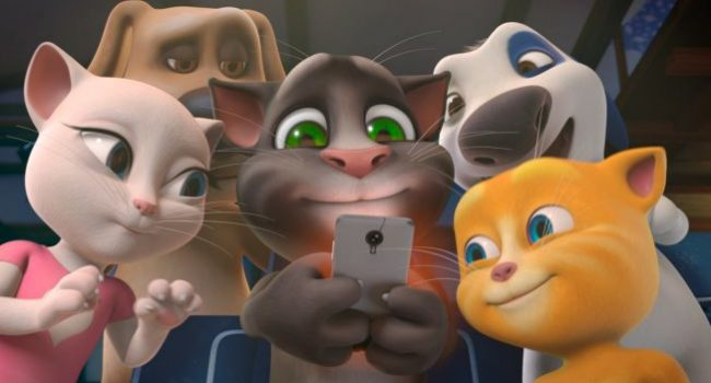 Download My Talking Tom Apk Mod Unlimited Coins Terbaru Android