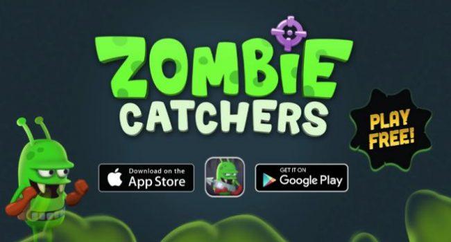 Download Zombie Catchers Apk Mod Unlimited Money Terbaru Android