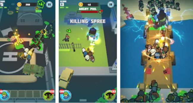 Download Zombie Haters Apk Mod Unlimited Money Terbaru Android