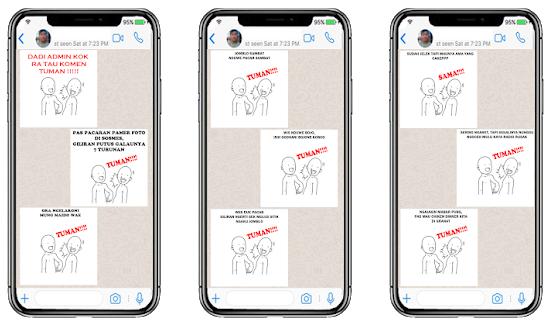 Download Aplikasi Tuman dan Cara Mudah Untuk Mengedit Teksnya