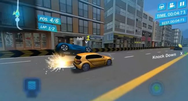 Download Street Racing 3D Apk Mod Terbaru (Money & Free Shopping)