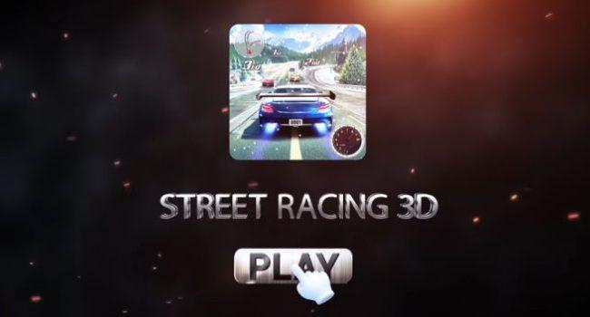 Download Street Racing 3D Apk Mod Terbaru (Money & Free Shopping)