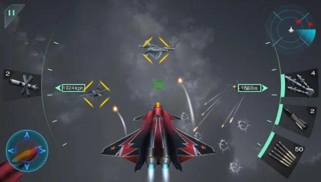 pejuang-langit-3d-apk-2