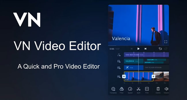 VN Video Editor Pro Apk Mod Full Unlocked Terbaru Android